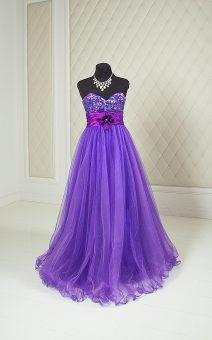пышное платье на подростка киев