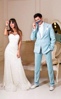 Свадебные и белые платья