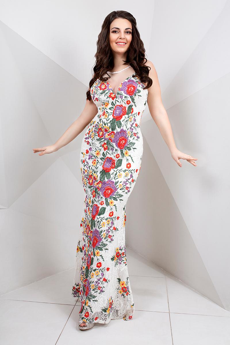 платье вышиванка прокат киев