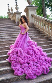 Облачные платья