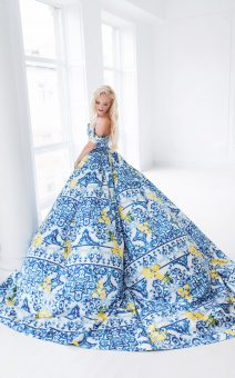 платье майолика