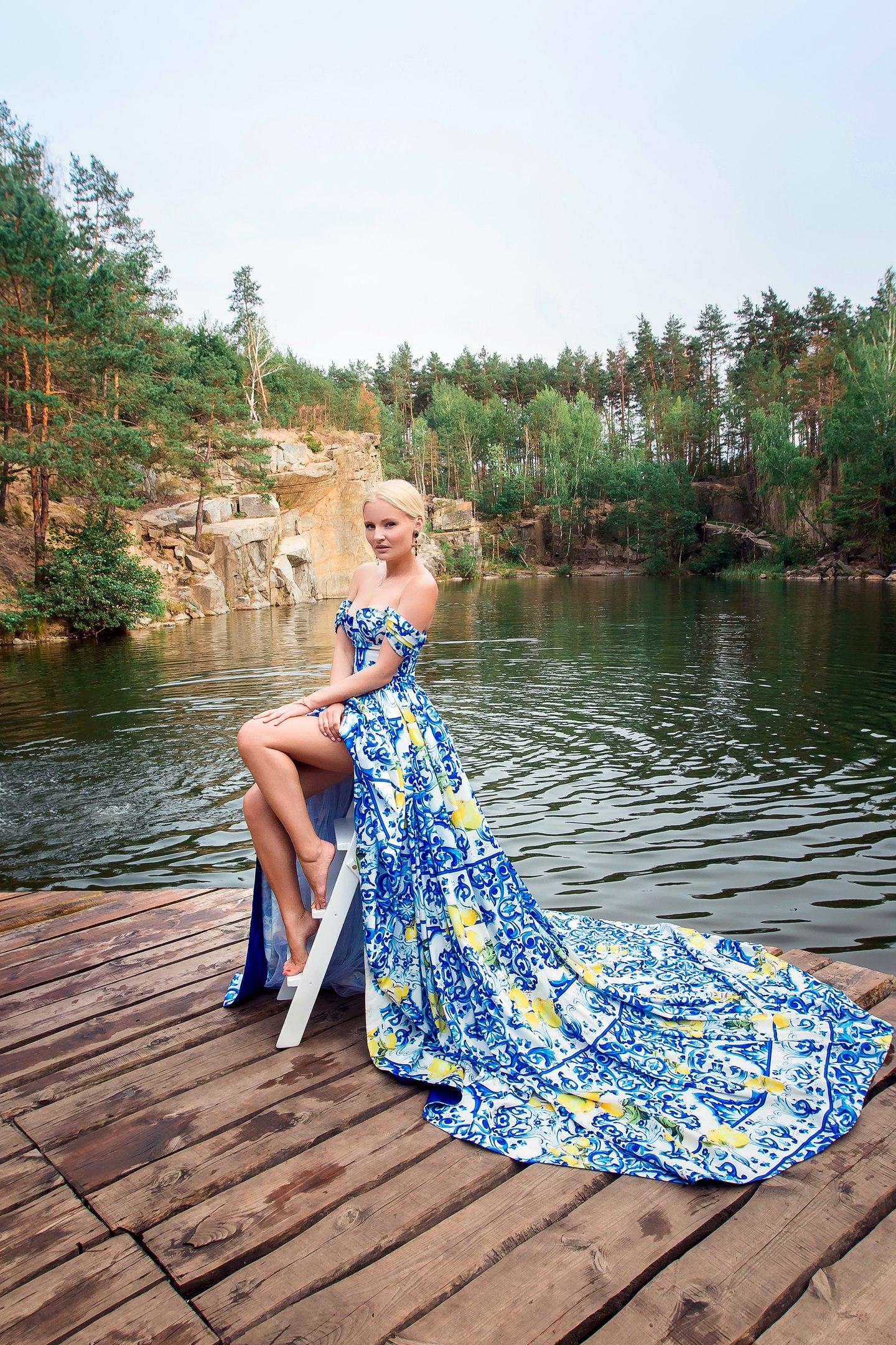 платья напрокат киев