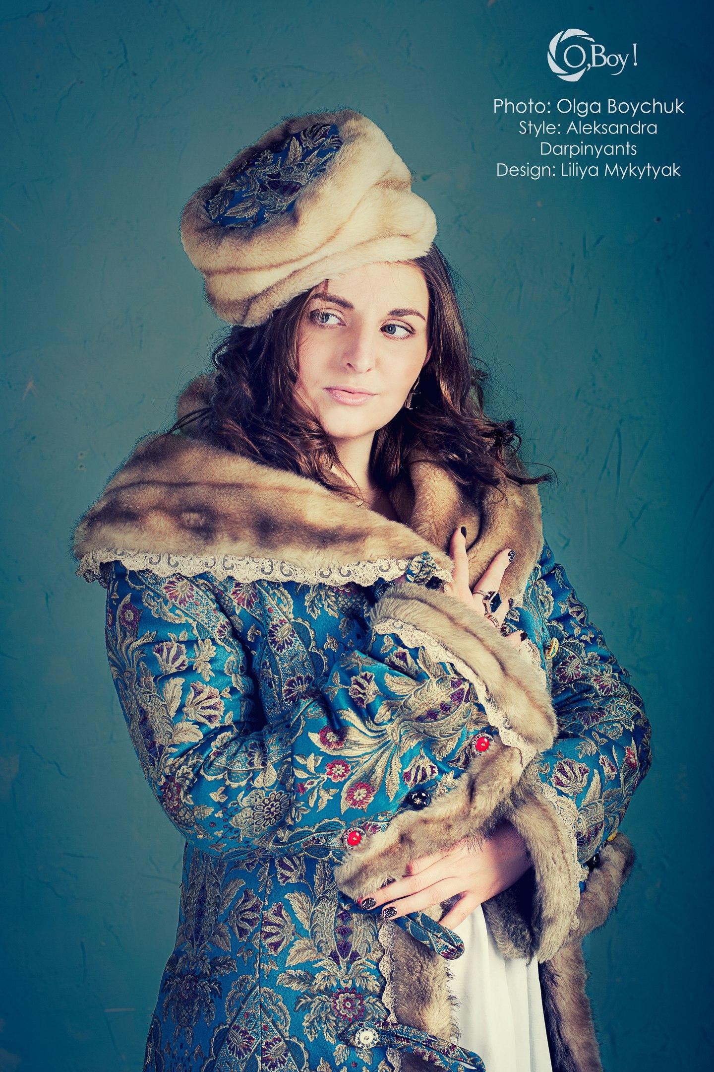 царское пальто
