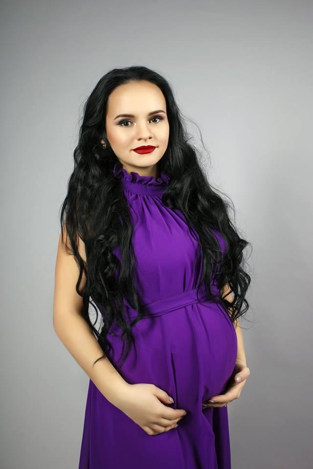 платья для беременных на фотосессию