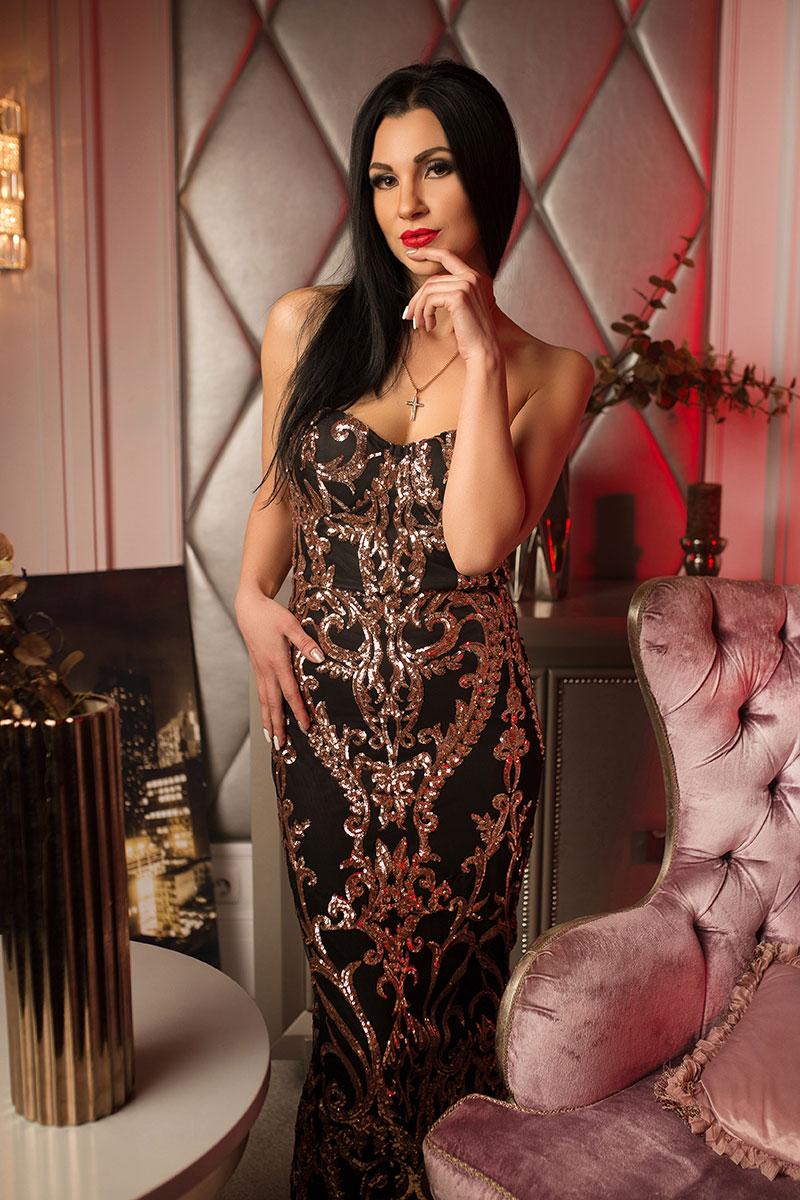 вечернее платье прокат киев