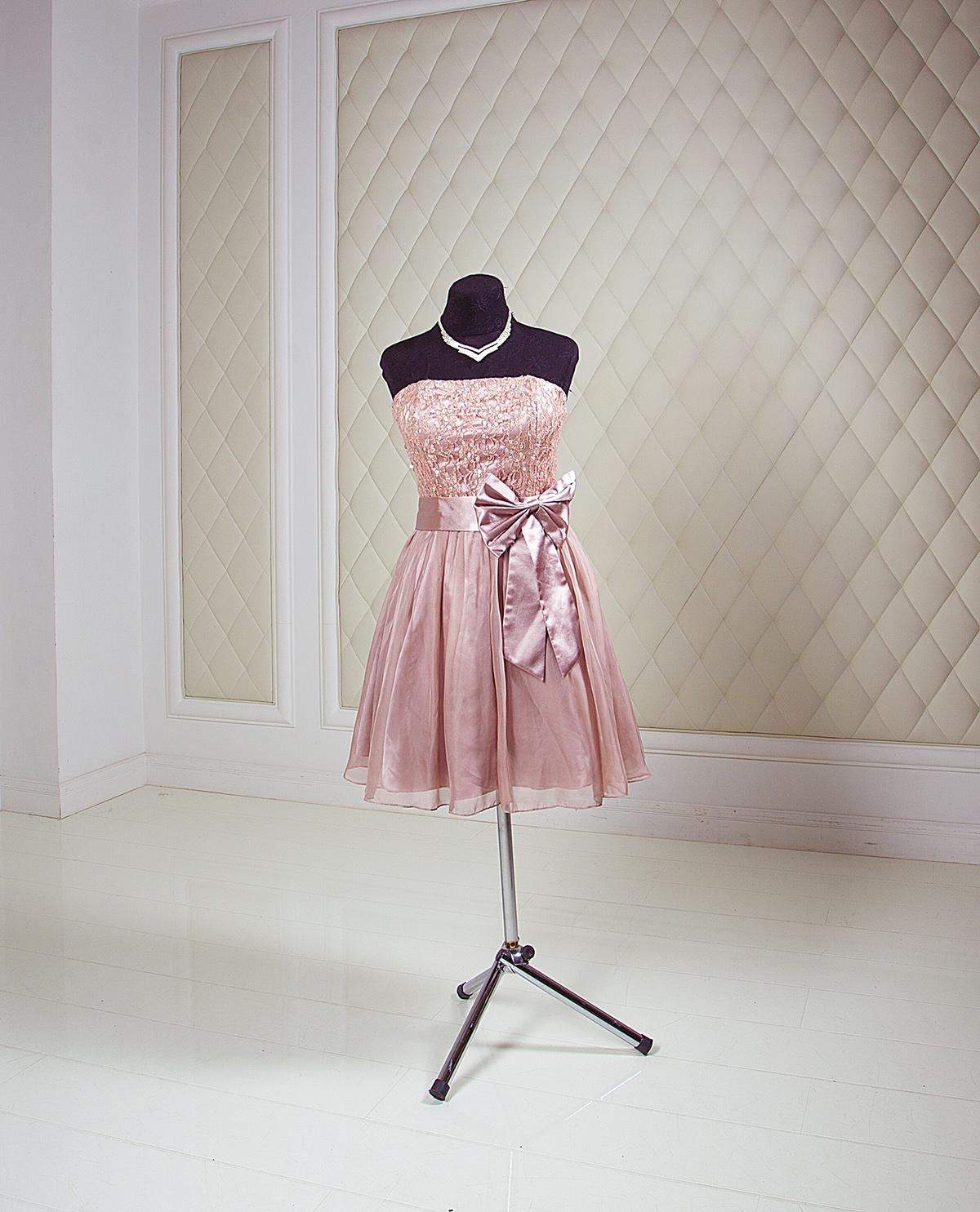 Прокат коротких пышных платьев
