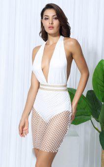 Прозрачное платье киев