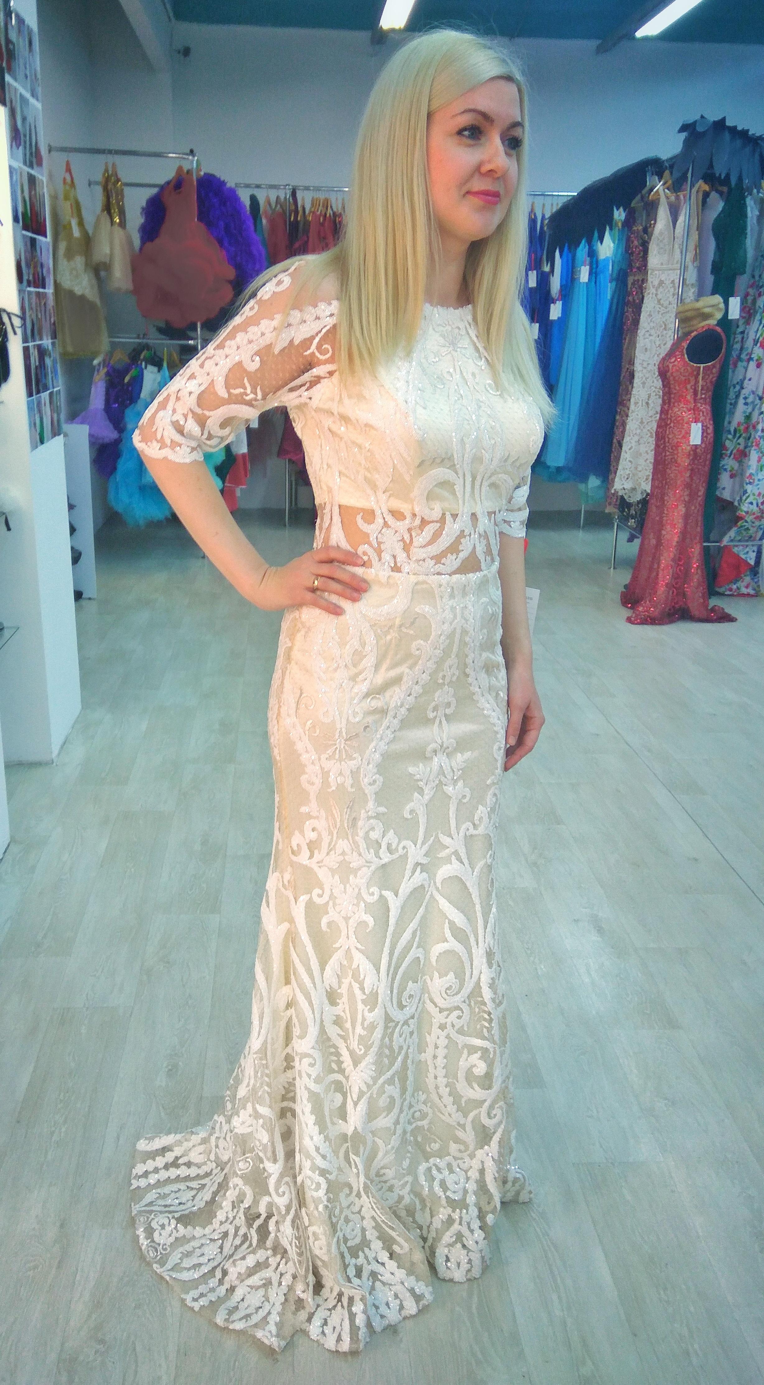 прокат свадебных платьев киев