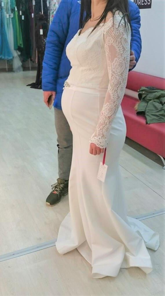 Свадебное платье недорго