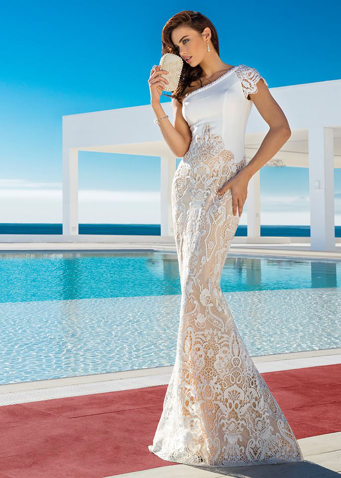 свадебные платья киев Invito Haute Couture