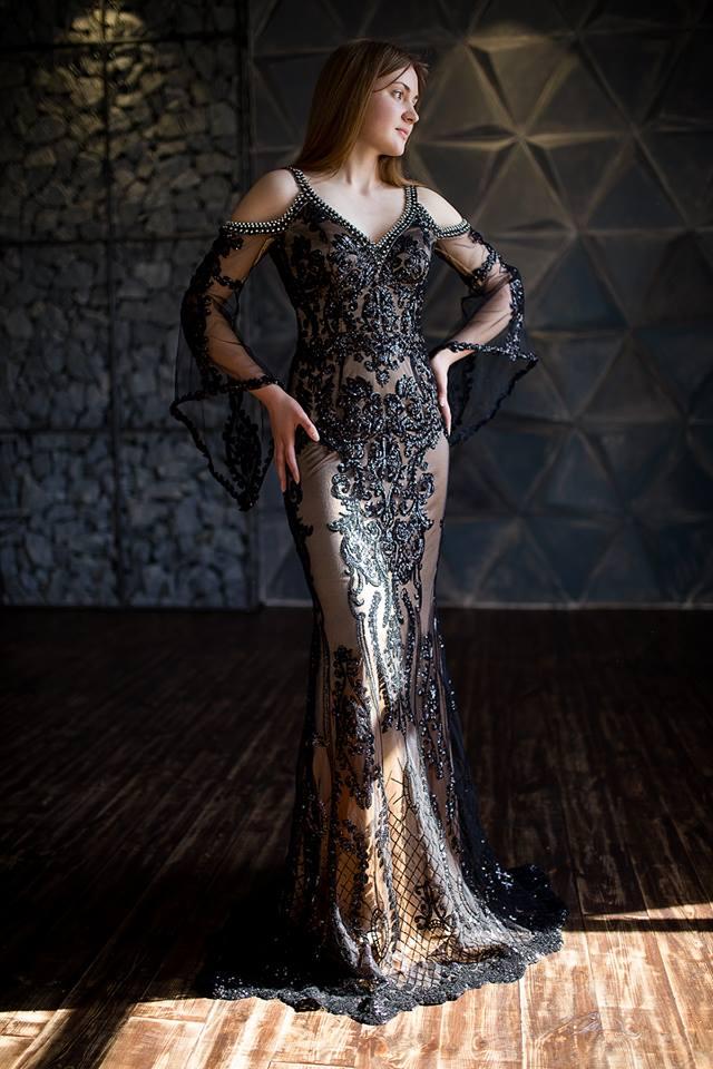 платье Invito Haute Couture купить киев
