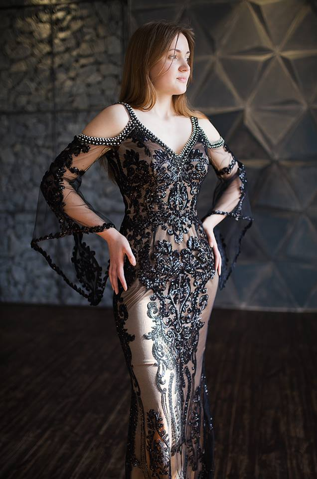 купить платье киев Invito Haute Couture
