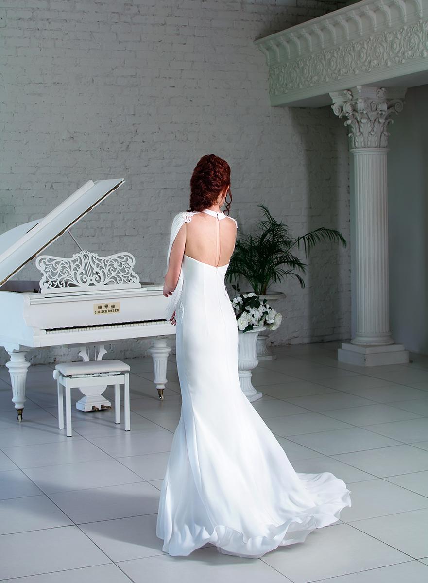 свадебное платье с рукавами киев