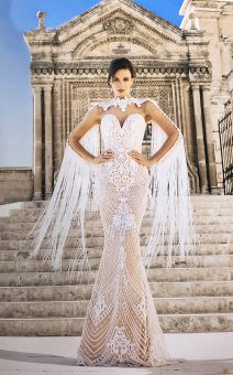 Invito Haute Couture свадебные платья купить киев