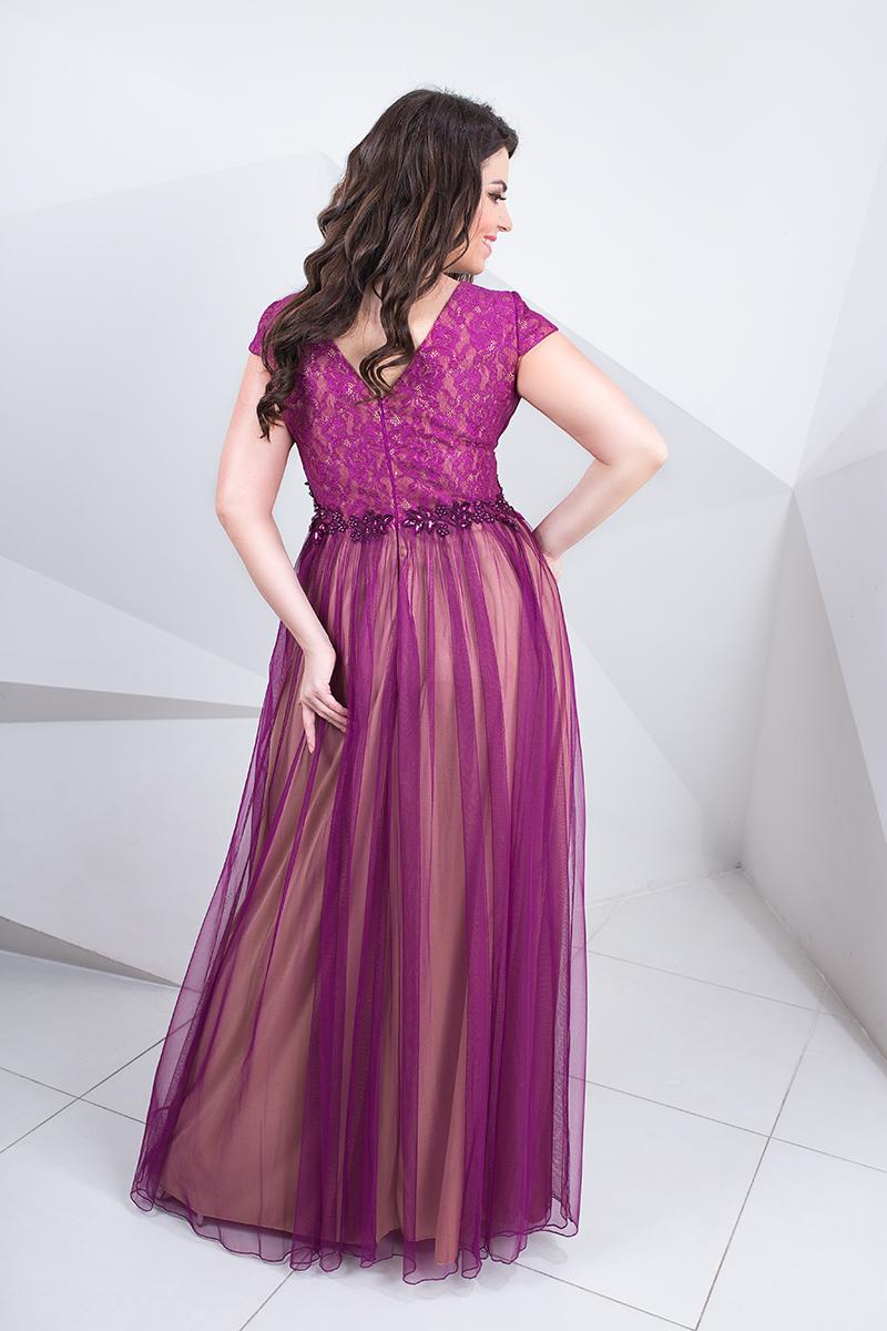 платье в пол больших размеров киев прокат покупка