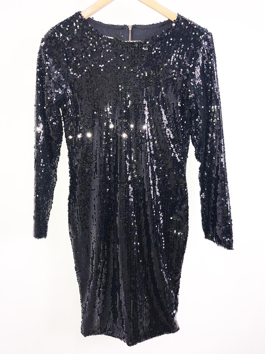 короткое черное нарядное платье киев