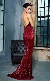 Вечернее платье бордо прокат киев для фотосесии