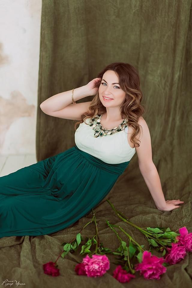 Платье в пол для беременных на фотосессию