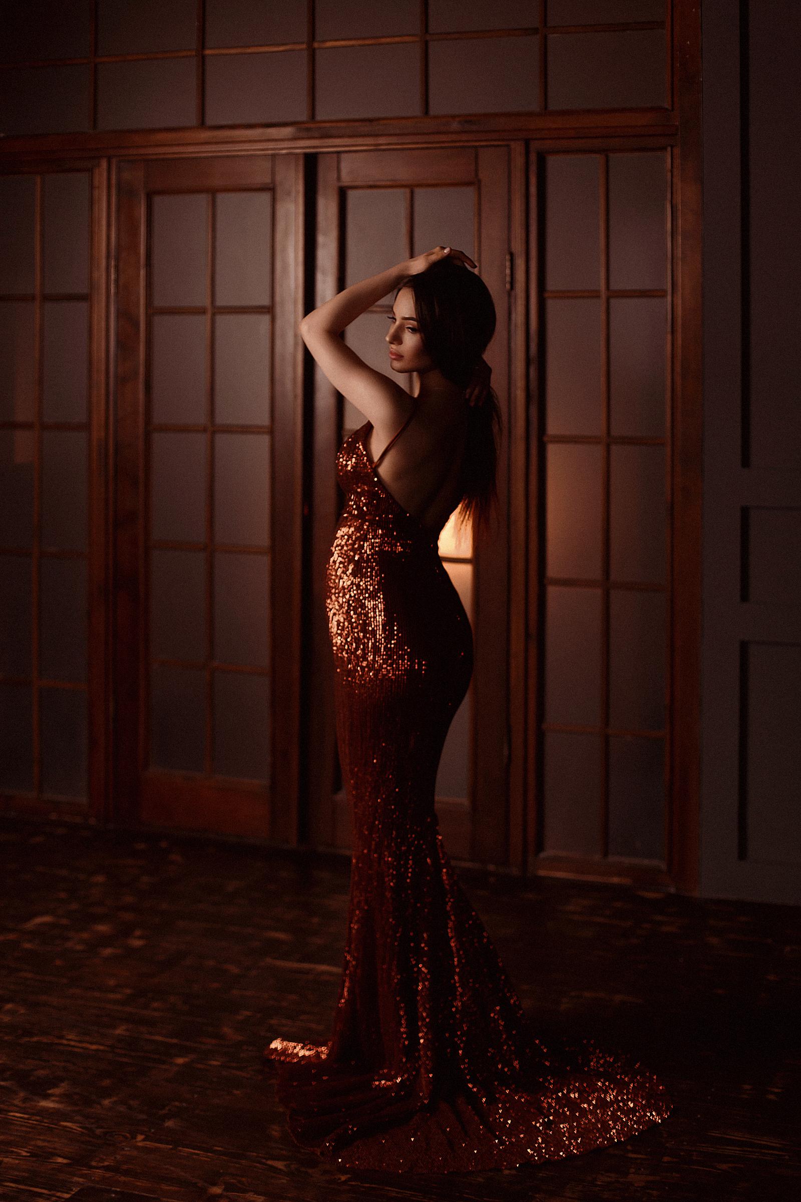 красивое платье для будущих мам аренда киев