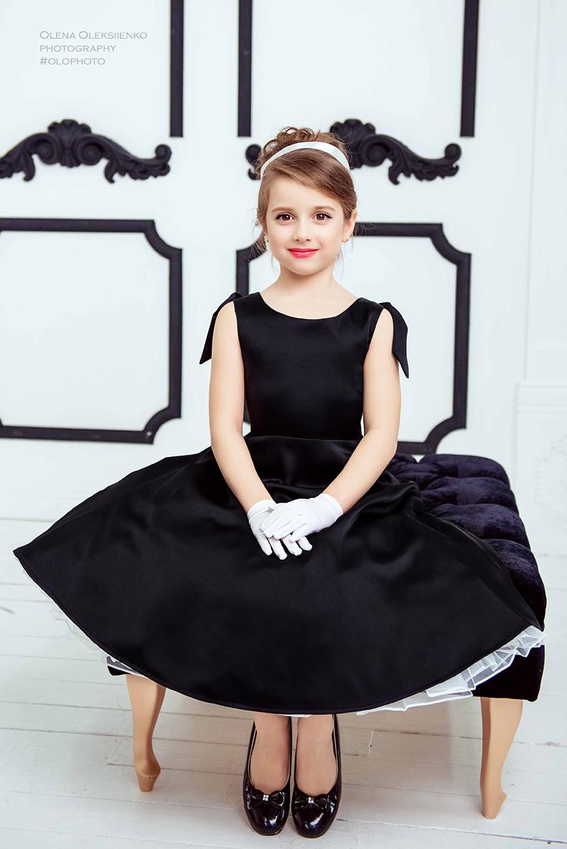 Одри хепбёрн детское платье