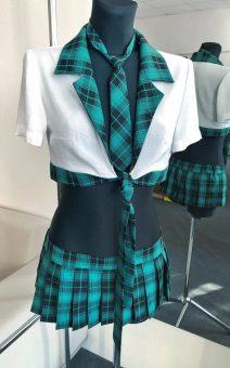 костюм школьницы прокат киев