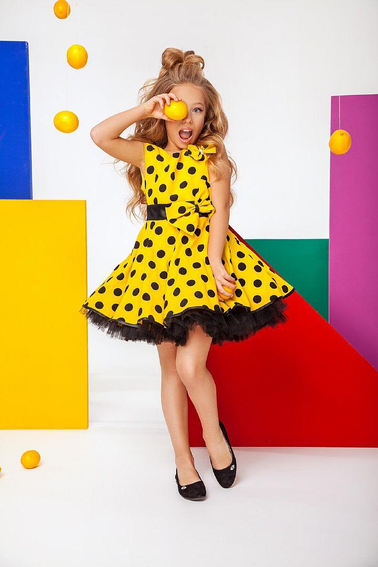 Детское платье стиляги