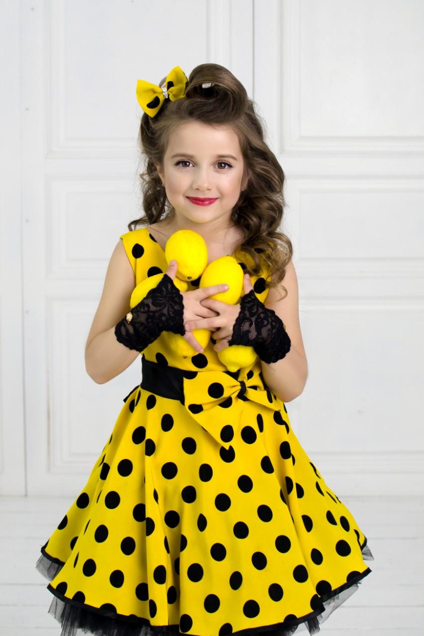 детское платье на выпускной стиляги киев