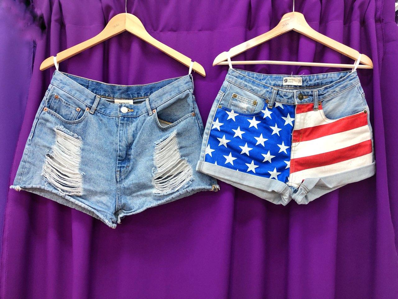 джинсовые шорты прокат киев