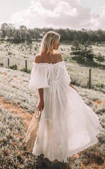 белое платье прованс киев