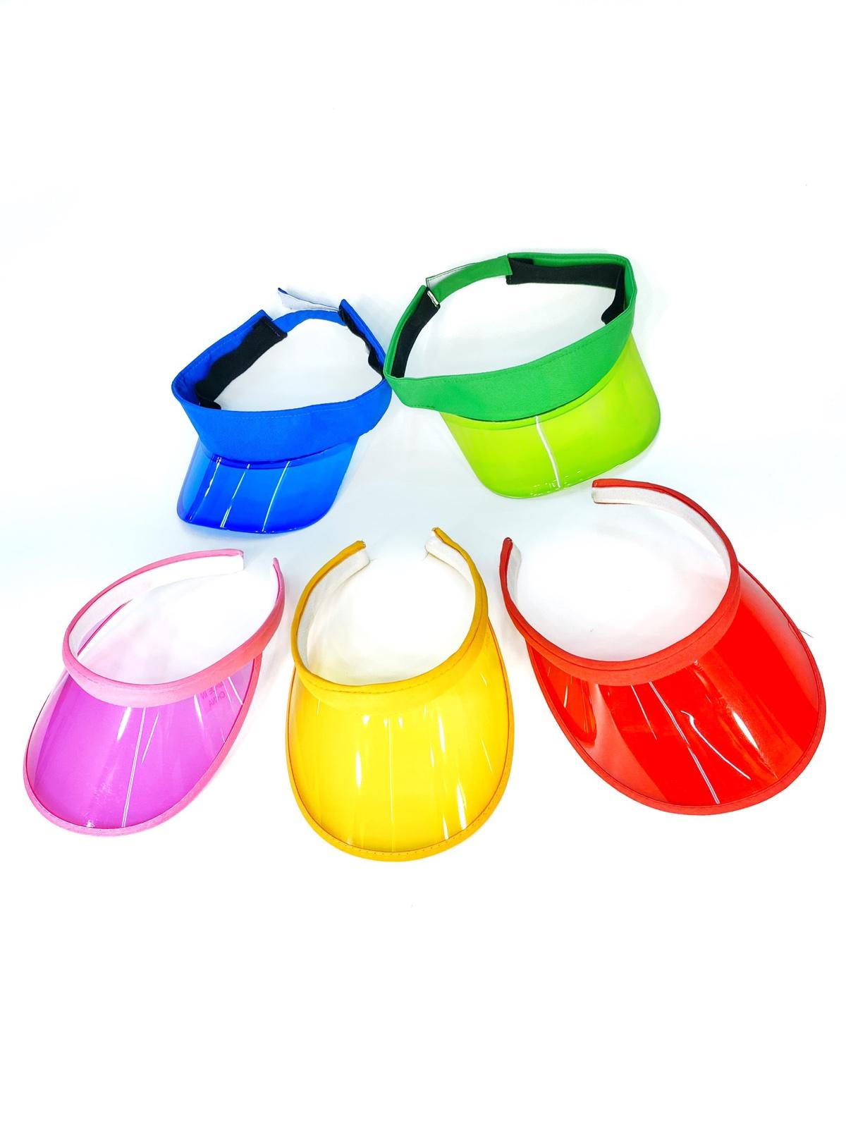 Кепка прозрачная пластиковая