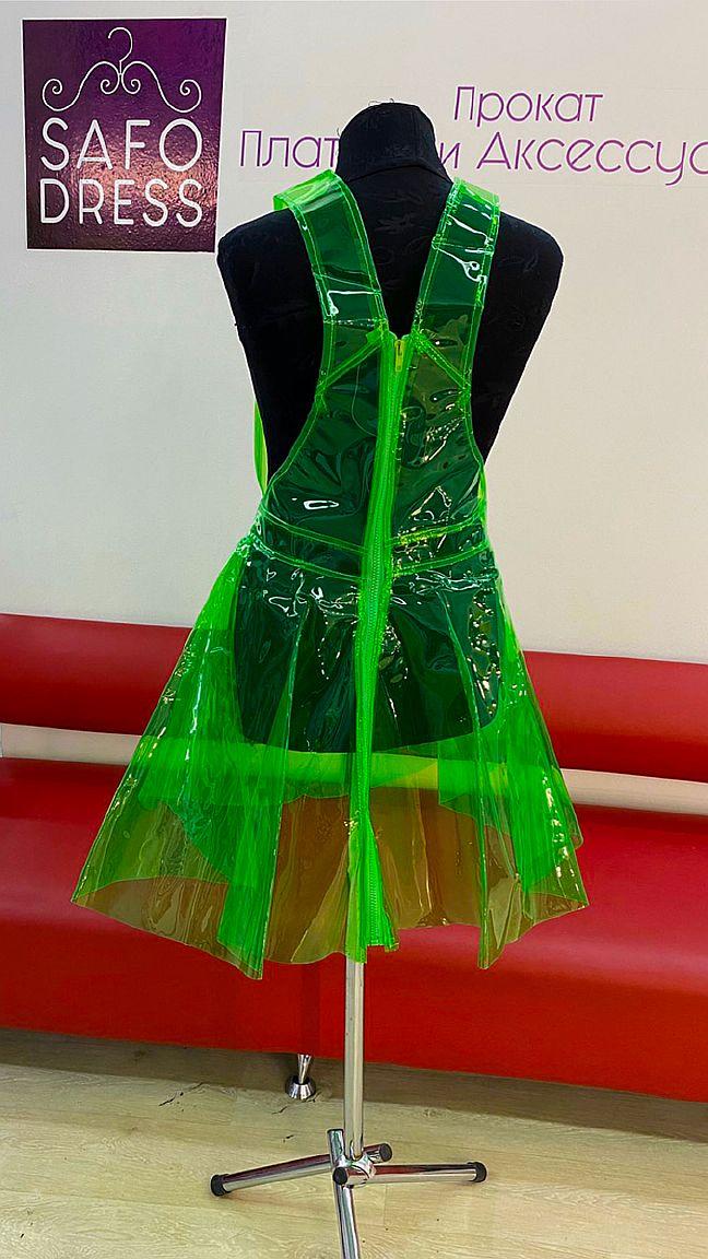 Прозрачное платье плащ аниме киев