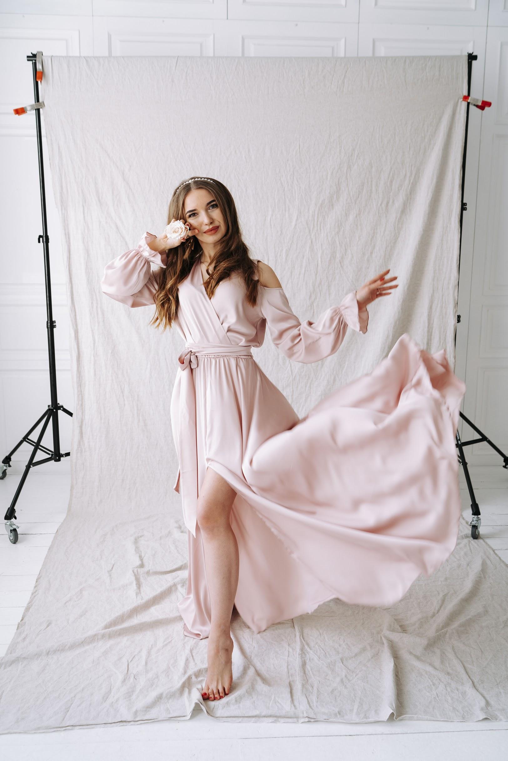 Красивое платье для фотосессии Киев