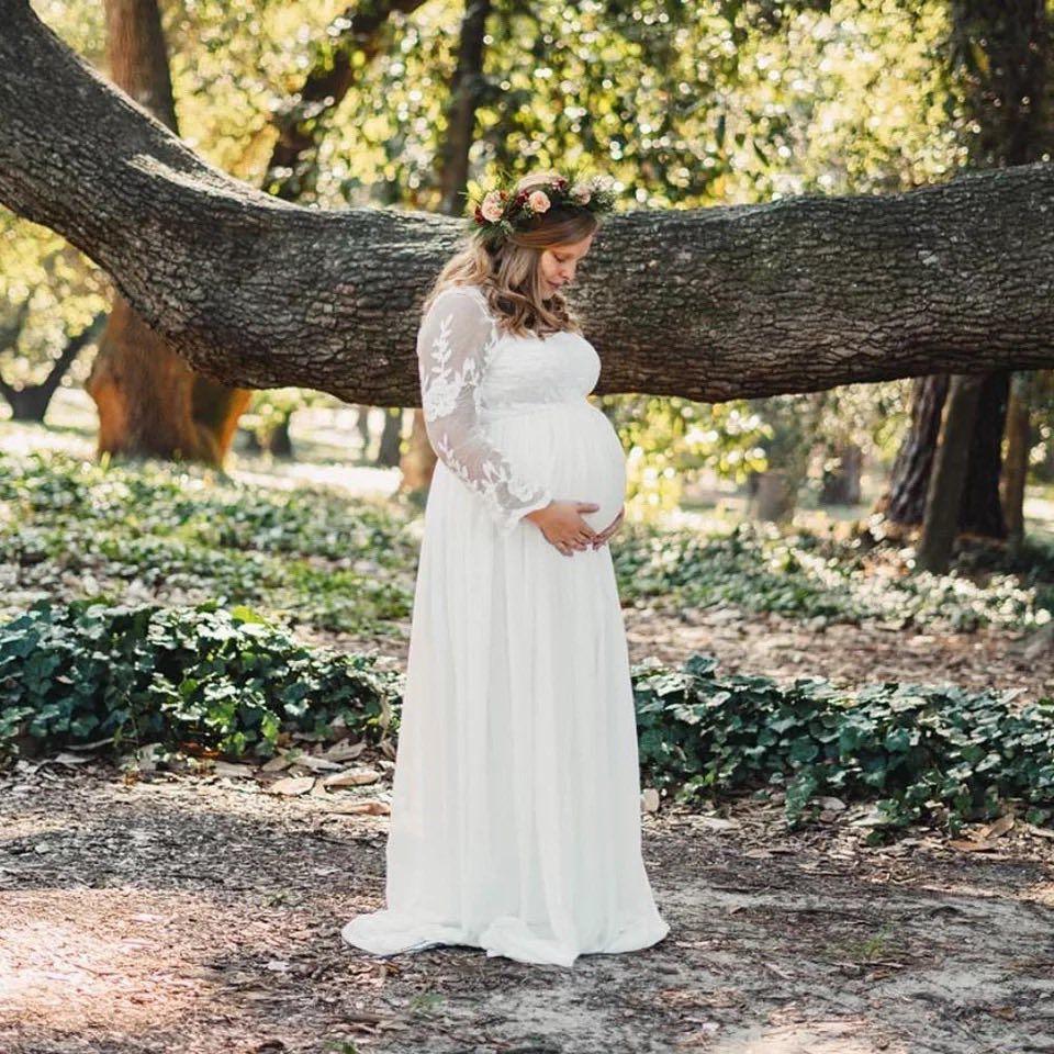 красивые платья для беременных на фотосессию киев