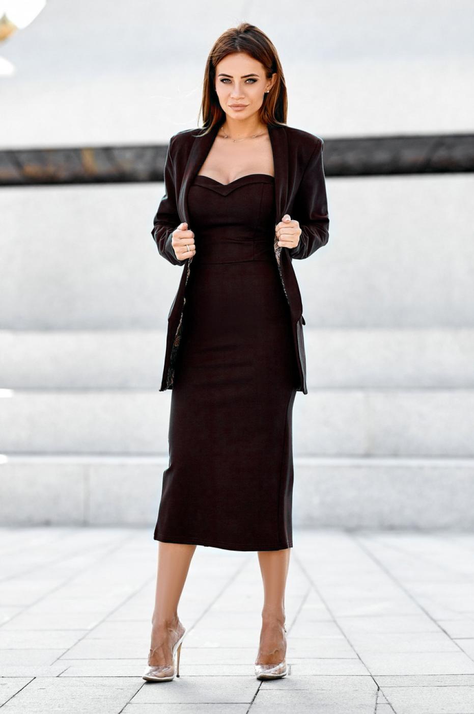 Прока женского костюма делового